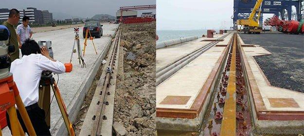 crane-rail-installation