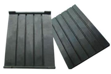 track material-rail pad