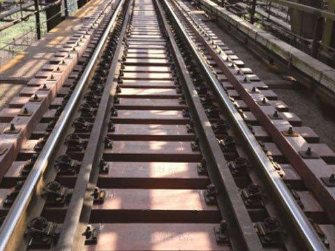 composite railroad tie